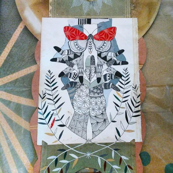 monica canilao Lauren napolitano infinite intimate red truck gallery new orleans collaboration